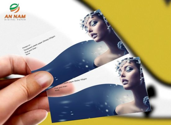 Translucent Plastic Paper (Glossy) 150gsm