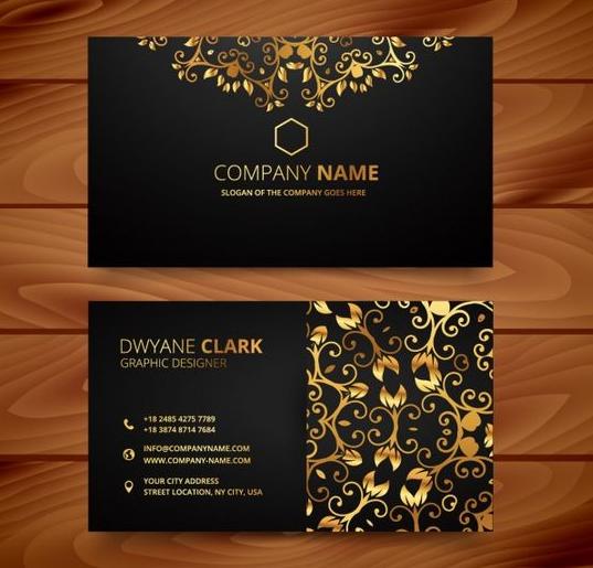 Name Card In Trên Giấy Nhựa ánh Nhũ