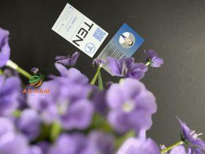 name card giấy nhựa