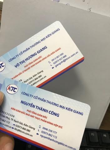 NAME CARD NHỰA, IN NAME CARD TRÊN CHẤT LIỆU GIẤY XÉ KHÔNG RÁCH